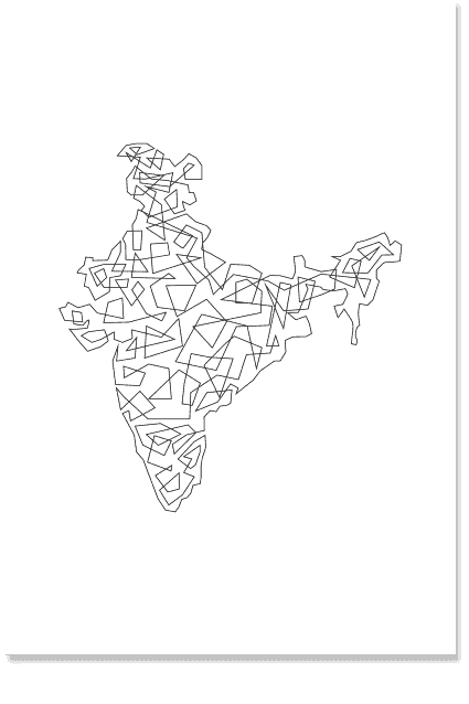 Maps of the World: Map Of India How To Draw India Map Line Drawing on america map drawing, haiti map drawing, qatar map drawing, japan map drawing, trinidad map drawing, netherlands map drawing, nigeria map drawing, jamaica map drawing, norway map drawing, south carolina map drawing, ecuador map drawing, roman empire map drawing, finland map drawing, germany map drawing, panama map drawing, galapagos islands map drawing, israel map drawing, thailand map drawing, fertile crescent map drawing, pacific ocean map drawing,