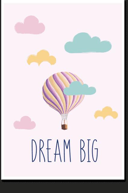Kids dream Big
