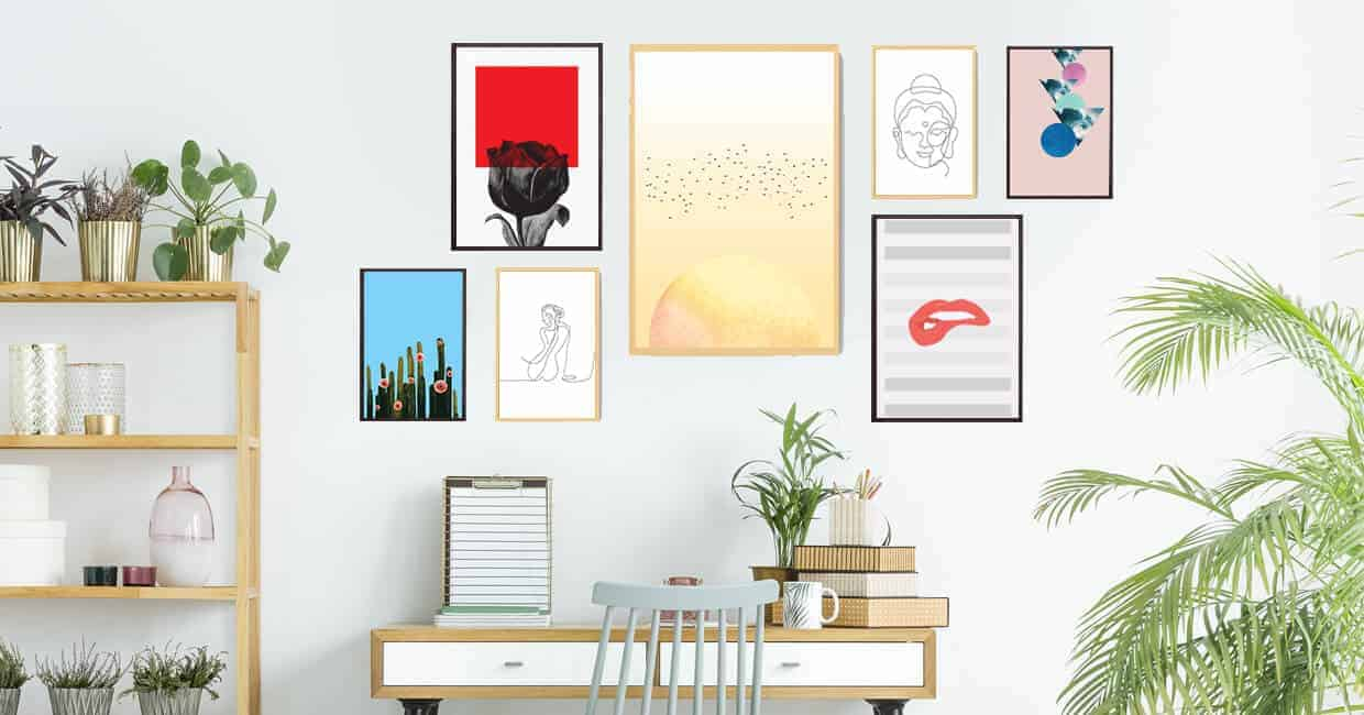 Posters, Prints, Art, Wall Art for Living Room