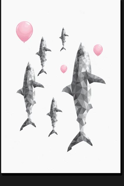 When-You-Dream-Fish-Pop-Art-Abstract-Decor-Art