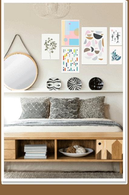 Warmth-of-Beige-Six-Piece-Wall-Art-Decor