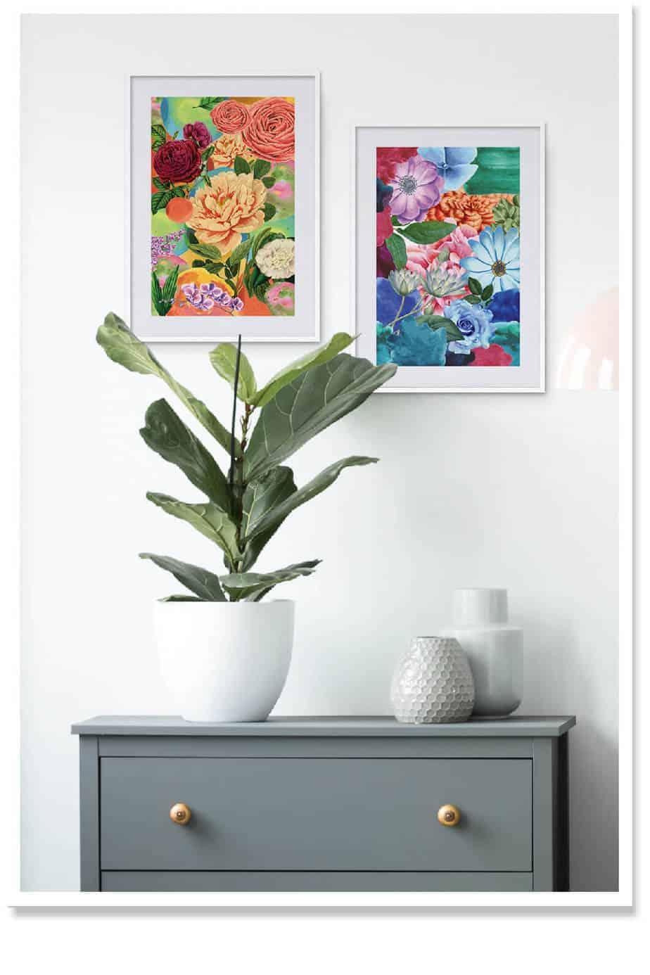 Holy Garden art decor home