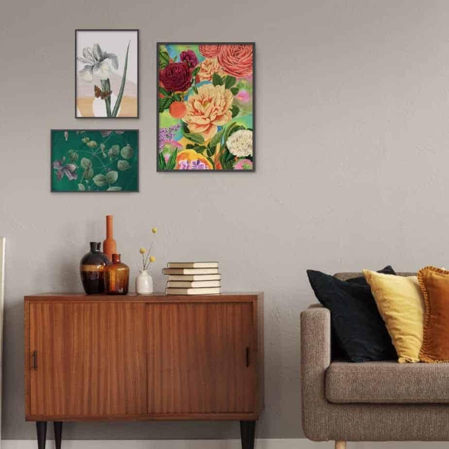 wall decor art poster