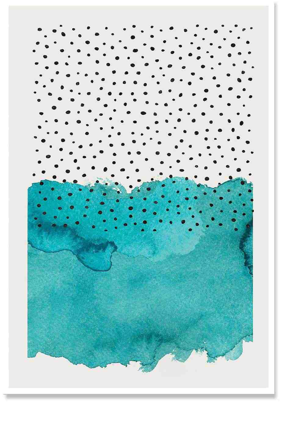 monsoon palettes minimal wallart