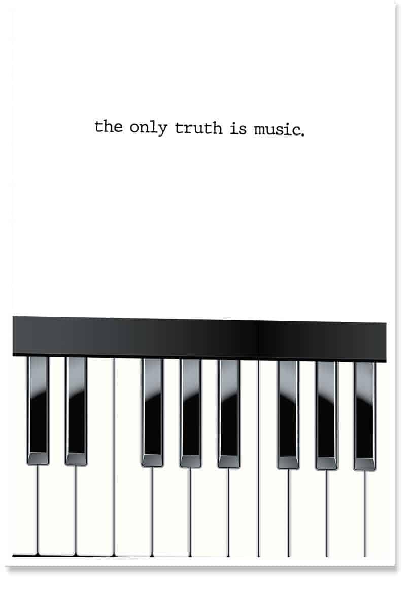 piano art sets