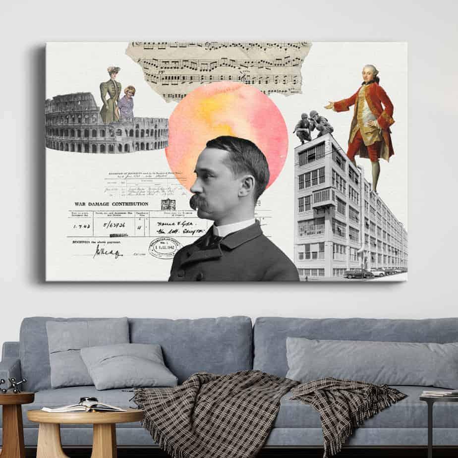save the world room decor