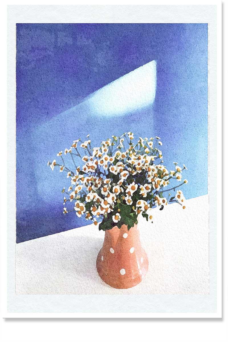 Flower Wase art