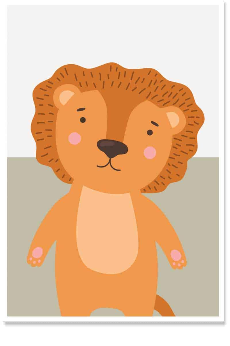 cub, the cutie kids room decor