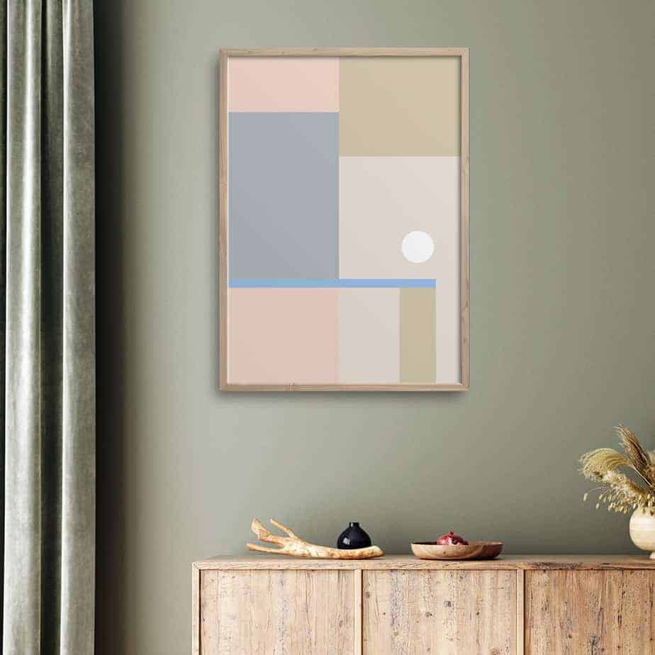 Minmal Wall art for home decor