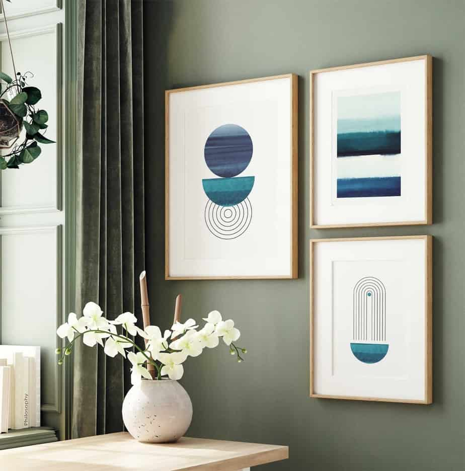Teal Wall Art For Your Home
