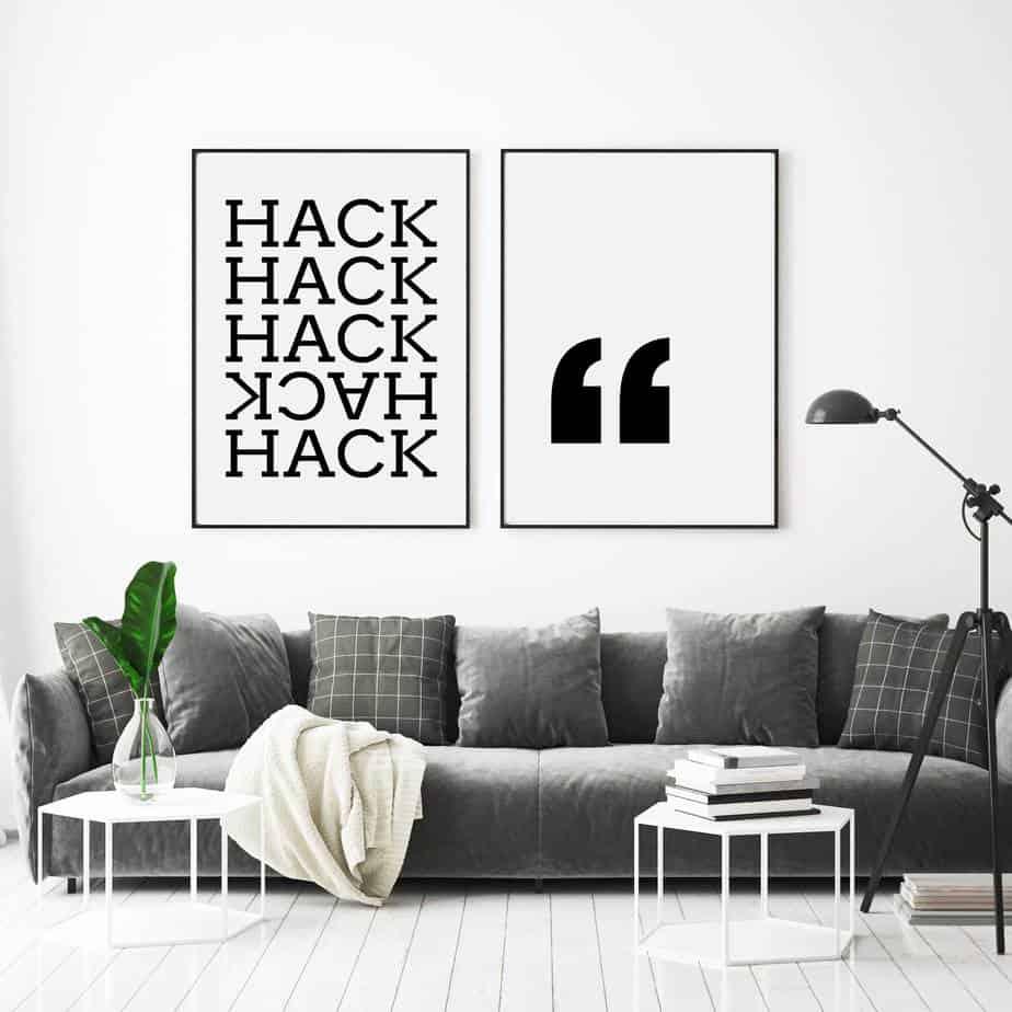 hack room decor