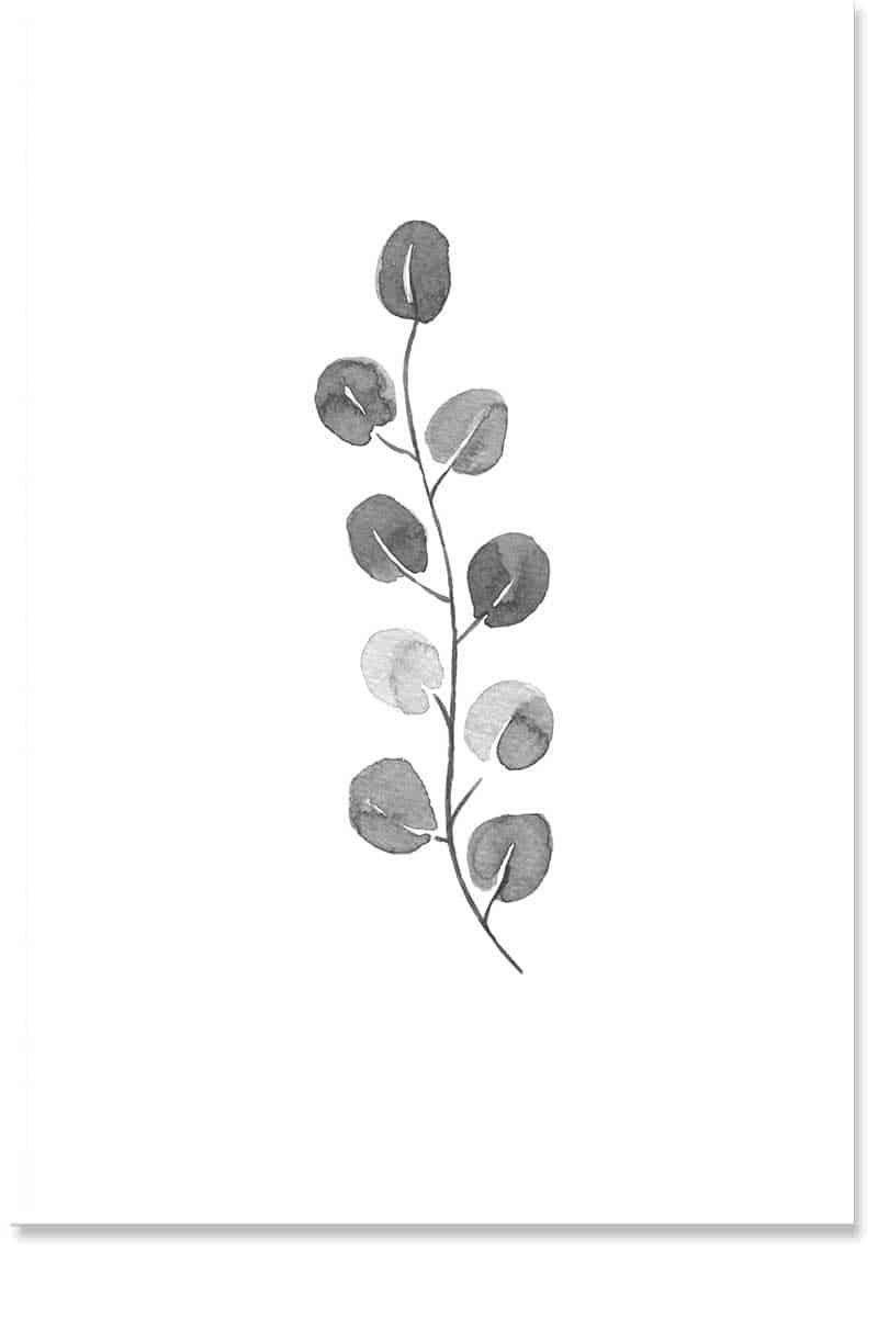 blooming artwork