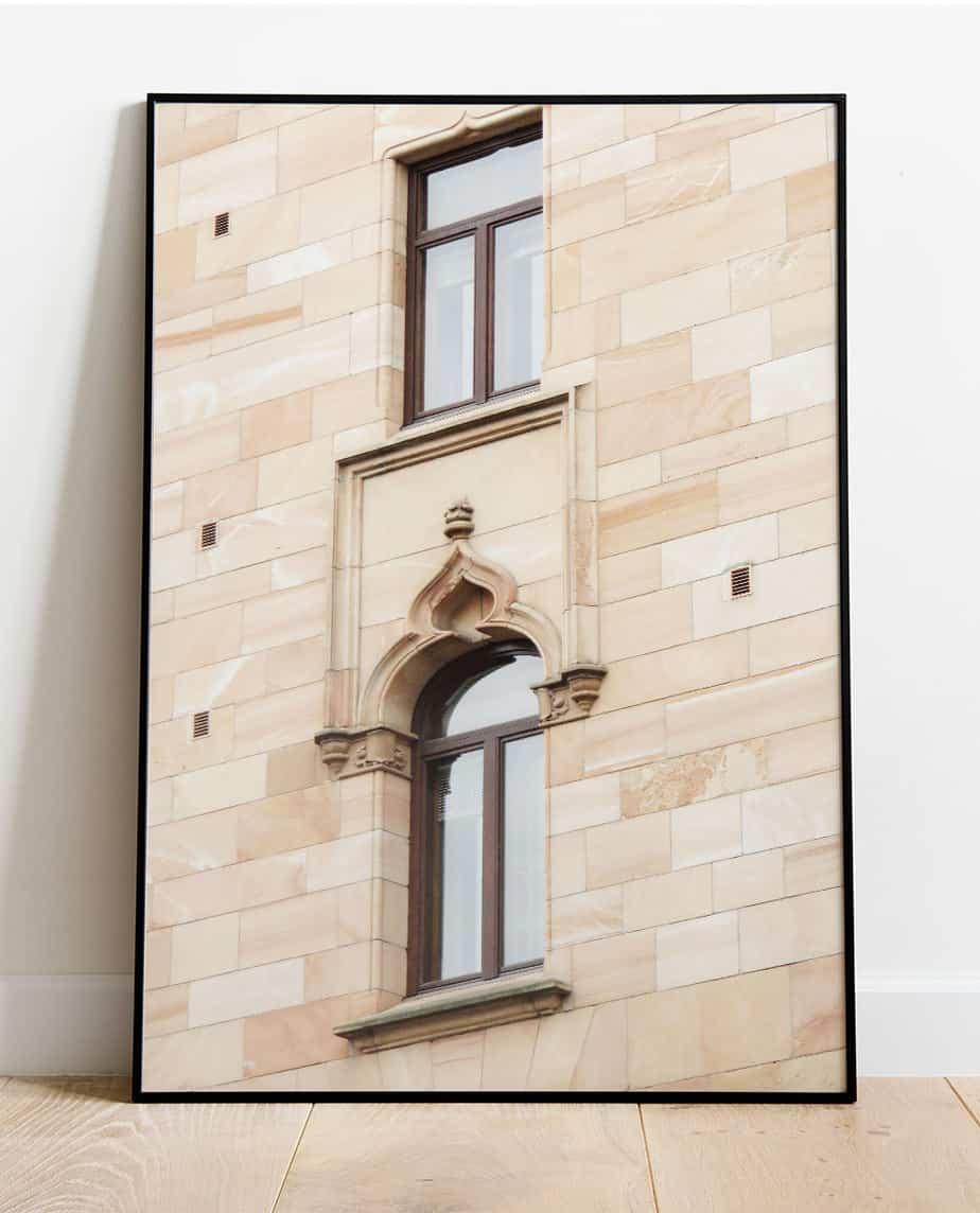 window wallart