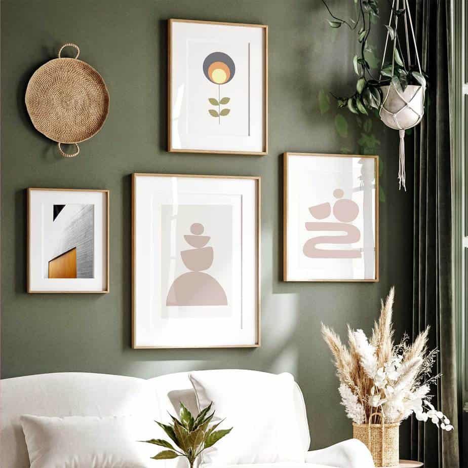 balance of life room decor